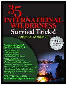 35 Int Survival Tricks