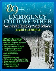 89 Emergency Cold Weather