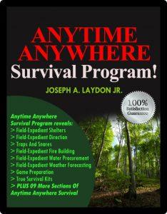 Anytime Anywhere Survival Program
