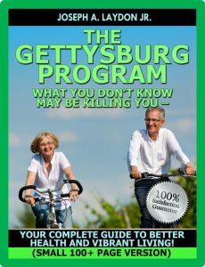 Gettysburg Program Small