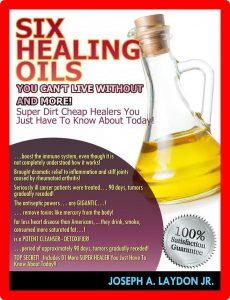 Six Healing Oils